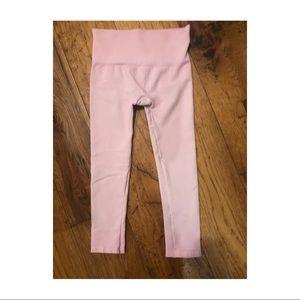 Morgan Stewart Sport leggings baby pink